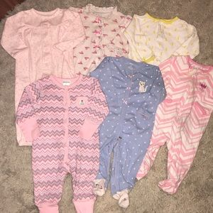 Other - Size pairs of baby girl sleepers